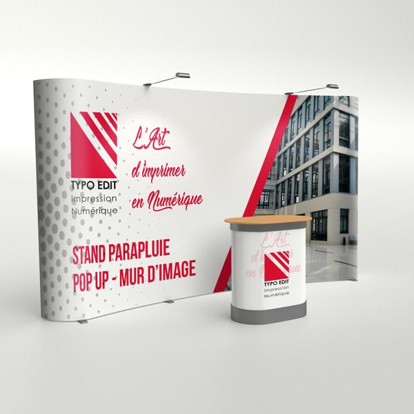 Stand-parapluie-pop-up-mur-image-plv-impression-numerique-hd-vinyle-adhesif-pvc-typoedit-maroc-rabat-marrakech