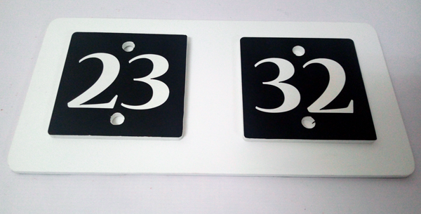 plaque-numero-alucobond-forex-typo-edit-maroc-rabat-marrakech