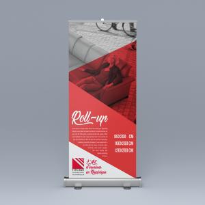 rollup-plv-impression-numerique-hd-vinyle-adhesif-papier-plastifie-pvc-typoedit-maroc-rabat-marrakech
